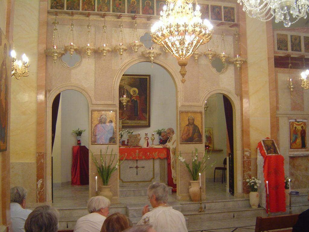 Melkitische kerk
