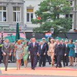 Maastricht ontvangt staatshoofden