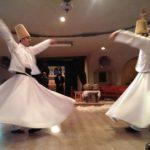 Derwisj al dansend komen tot God