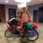 Adam van Donk; fietsen met de dood voor ogen