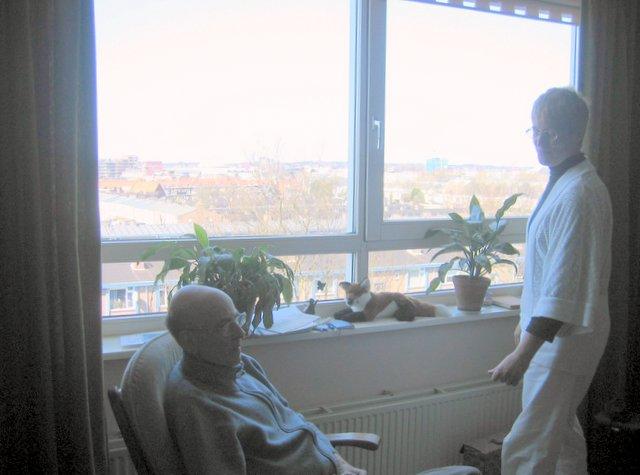 10 jaar Haarlem; op 1 maart 2008 verhuisden Roel en ik naar het voor ons onbekenden Haarlem. Enkele maanden later overleed Roel op 23 november 2008