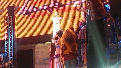 Slotapplaus Rockopera Jesus Christ Superstar