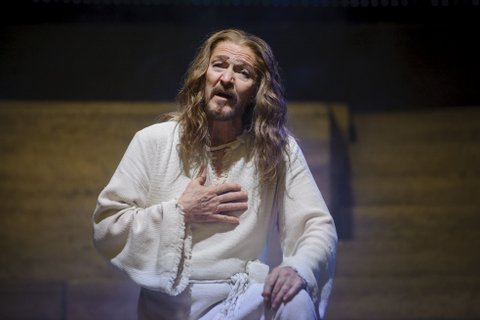 Ted Neeley als Jesus Chrust Superstar