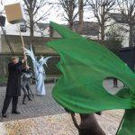 Jeroen Bosch jaar geopend in de basiliek van st Jan