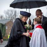 Sint Bavo viert restauratie met prinses Beatrix