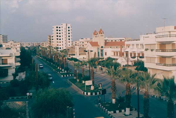 Syrië, Hamrat