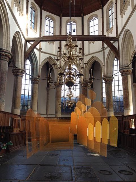 Misericordia; het project over naastenliefde in de Oude Kerk.