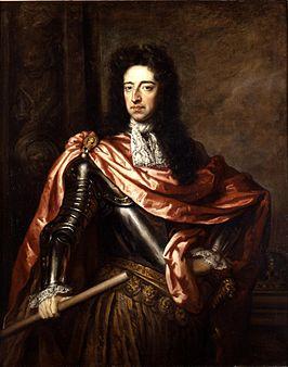 Stadhouder, koning van Engelaad en hoofd van de Anglicaanse kerk
