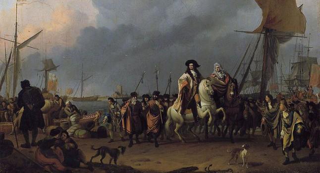 Willem III, leider van de Grote Revolutie