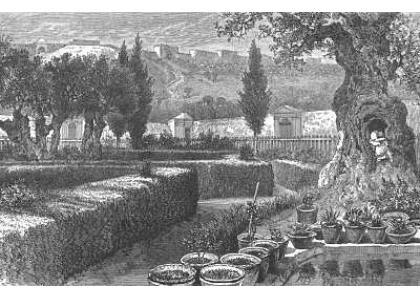 Getshemane 1890