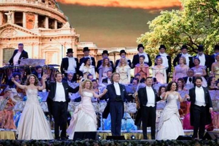 30 jaar André Rieu en het Johann Strauss Orkest