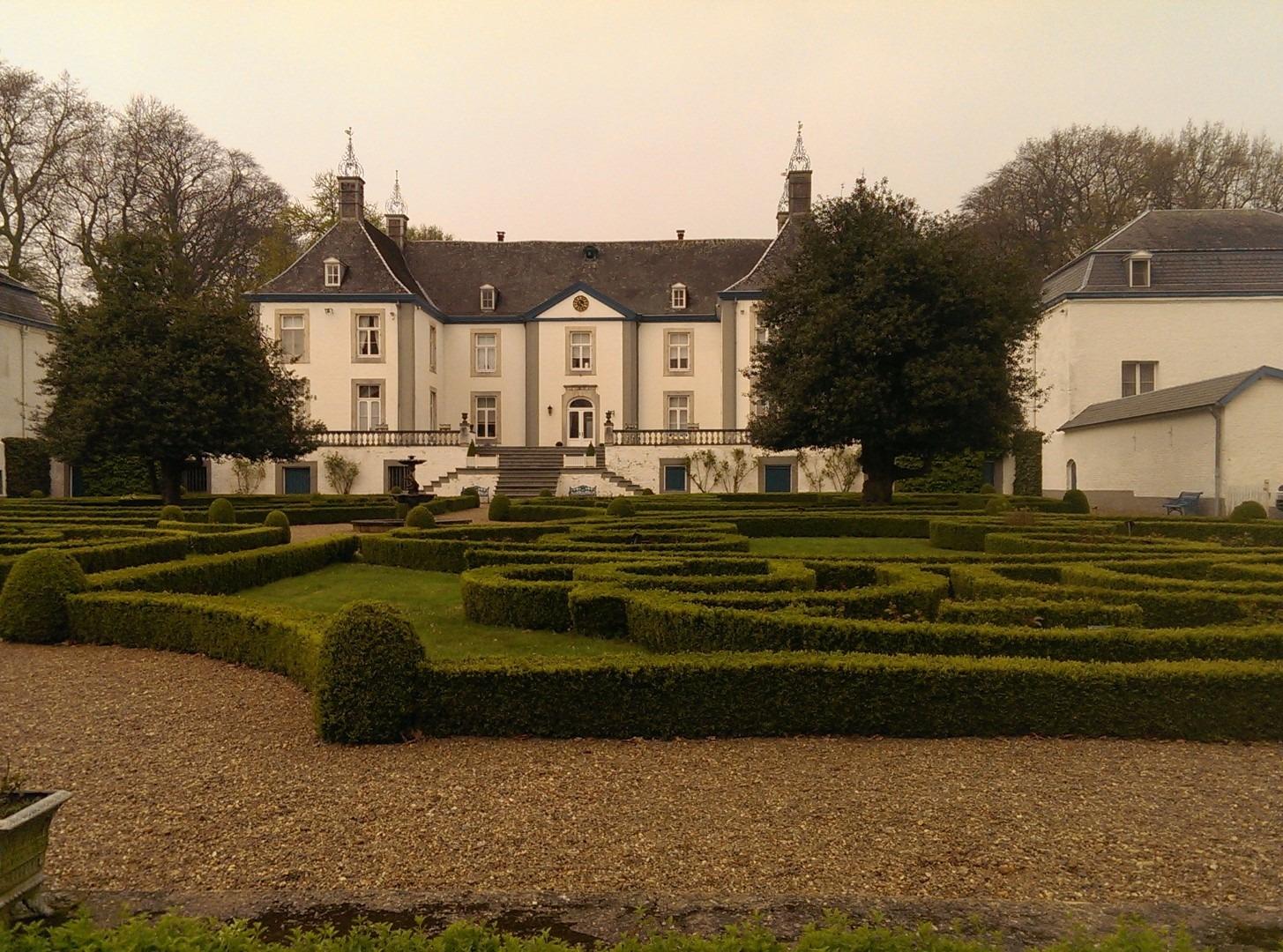 Haspengouw, kasteel Genoelselderen