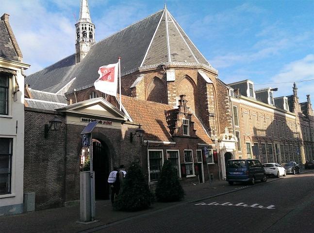 Johannieterklooster, Dagje uit in Haarlem