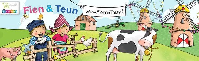 Fien en Teun gaan in Ooievaarsdorp Liesvelt jong en oud alles leren over het boerenleven