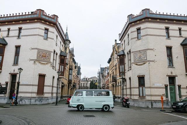 Voyage Local, Antwerpen, Zurenborgh