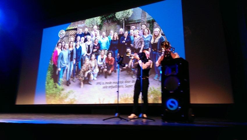 Het Internationaal Filmfestival Gorinchem kwam tot stand dankzij de inzet van veel vrijwilligers