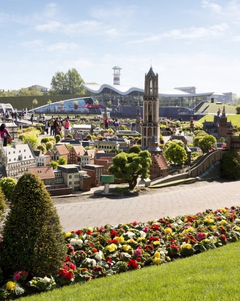 21 attracties, Club van Elf, Madurodam