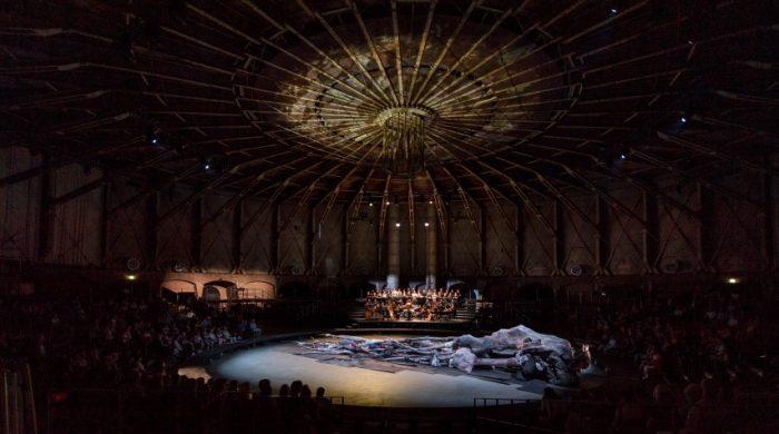 Mariavespers, Nationaal Operakoor, Holland Festival, 3 juni 2017, Gashouder Amsterdam