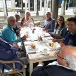 Gouda:stille getuigenis van 2 Goudse Glazen in st Janskerk
