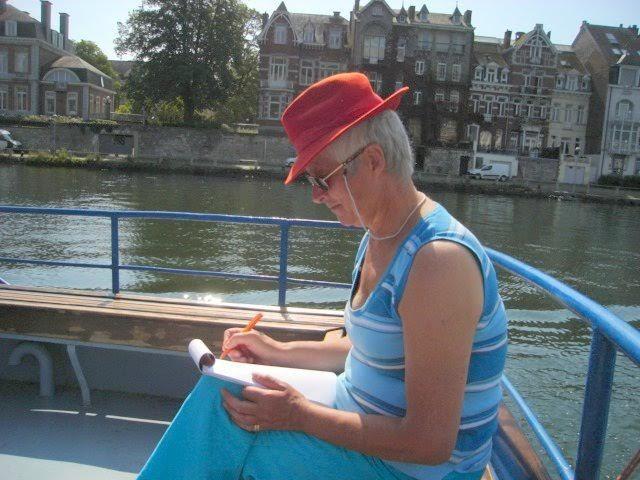 Hoezo zou je te oud zijn om iets nieuws te beginnen? Als 60+ begon Marianne Visser van Klaarwater in 2014 haar cultuurblog 10 tips4trips.info