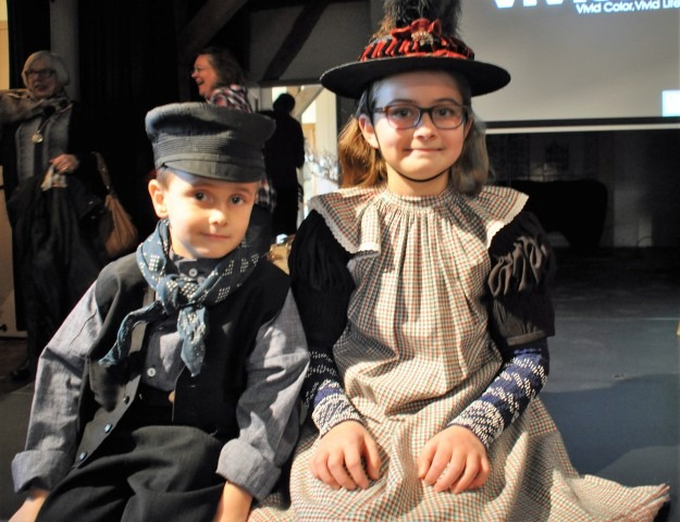 Huizer Museum: Charlotte en Reinout
