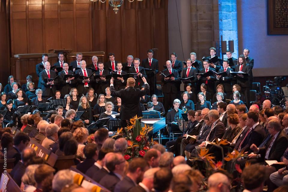 """Viering 500 jaar Reformatie, Sonante Vocale en Barokorkest """"Orchestra van Wasenaar''"""