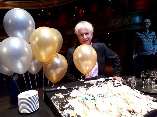 Ter ere van haar 100e verjaardag op 30 september lanceert Stadsschouwburg Haarlem een prachtig jubileumseizoen met als gastprogrammeur Boudewijn de Groot
