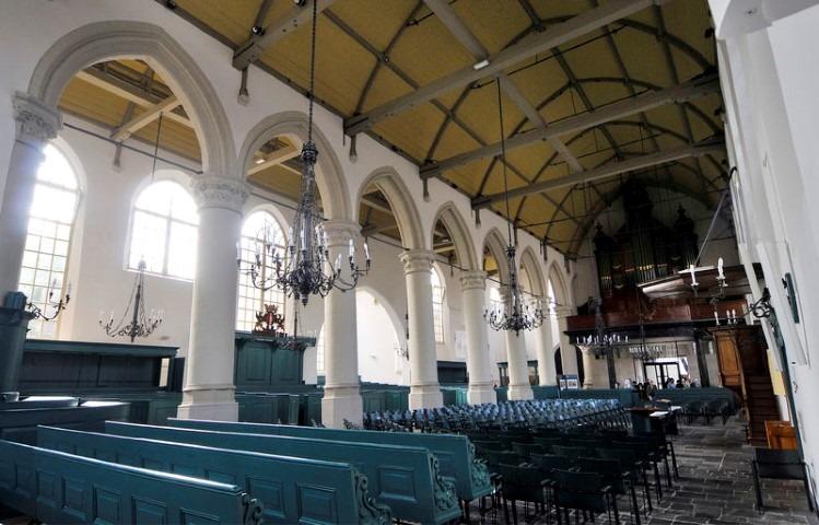 Dordrecht, Augustijnenkerk, Voorstraat 216