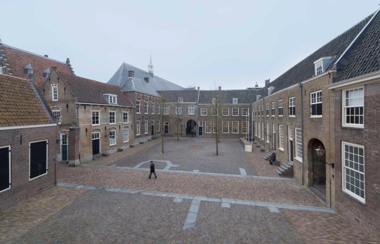 Augustijnerklooster nu Hof van Nederland. foto: Jeroen Musch