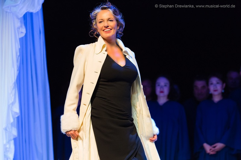 Susan Rigvava-Dumas in Kiss me Kate, Kassel, foto Stephan Drewianka