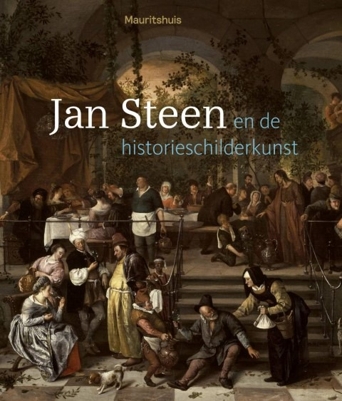 Catalogus Jan Steen en de historieschilderkunst
