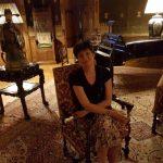 Barones Alexandra groeide als kind op tussen wereldberoemde filmsterren