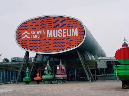 Museum Nieuw Land/Batavialand Museum, Lelystad