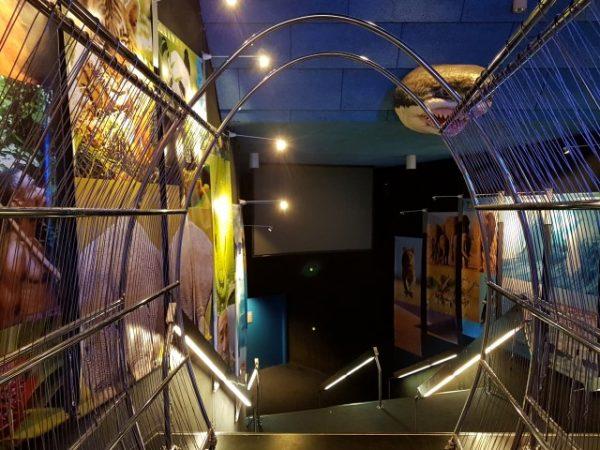 BBC Oceans, Omniversum Den Haag, ingang filmzaal