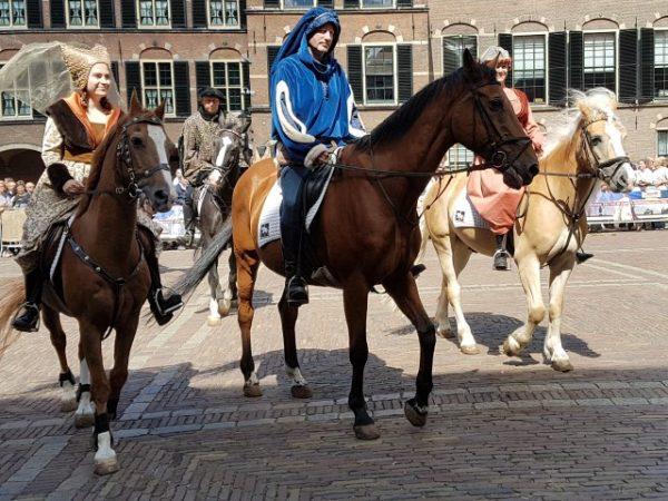 Hollands Historisch Festival: Binnenhof