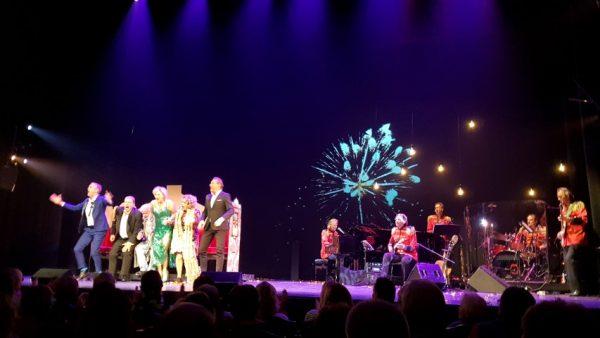 Stadsschouwburg Haarlem, Bonte Gala Avond met Mylou Frencken e.a..