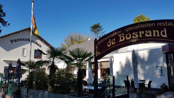 Arcen, pannenkoekenrestaurant De Bosrand