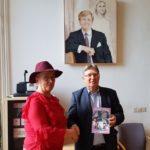Brielle: op stap met burgemeester Gregor Rensen in stad van de Geuzen