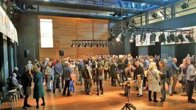 Theaterpioniers, Toneelschuur Haarlem, feest van 50e verjaardag