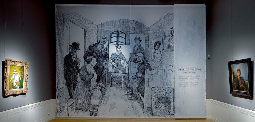 Frans Hals Museum, Vincent van Gogh, Frans Hals en de modernen,