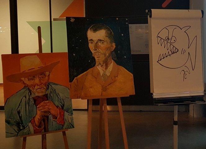 Citaten die raken van Vincent van Gogh,