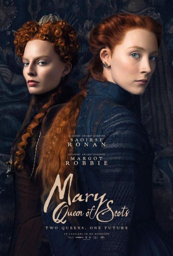 Mary Queen of Scots, over Mary Stuart en haar nicht Elisabeth