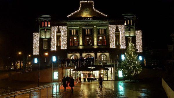 Christmas Carrol Scrooge, een visueel kerstspektakel 19 december 201 t/m 6 januari