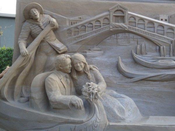 11e Zandsculpturenfestijn Garderen,